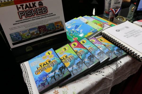 I-Talk Piskeb: Bantu Golongan Berkeperluan Khas Masalah Penglihatan Dalam Bidang Pendidikan Islam