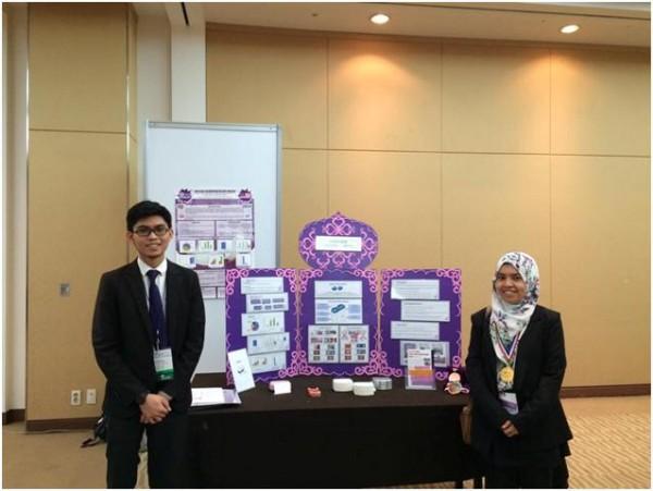 Pelajar Tahun Akhir Fpg Usim Raih Tempat Kedua Di Korea